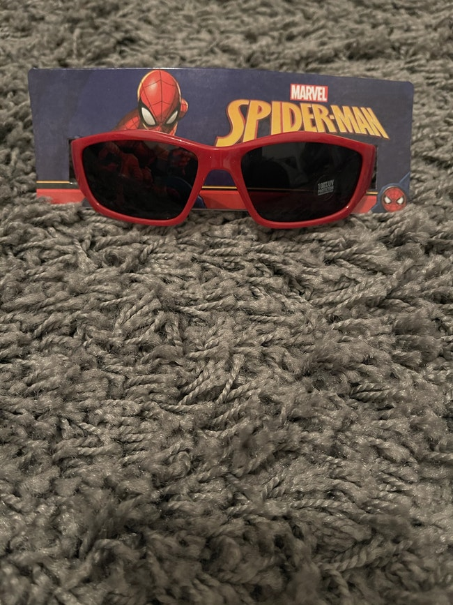 Lunette Spiderman (protection 100% UV)