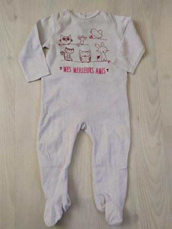 Pyjama bébé rêve 24m