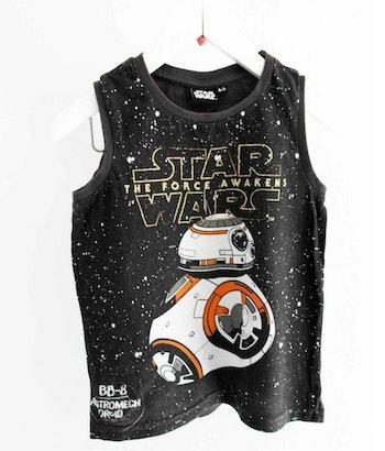 Débardeur Star Wars 4-5 ans