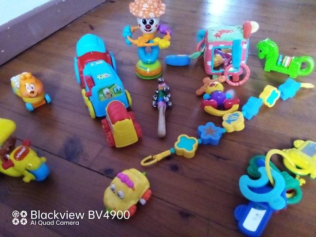 Lot jouet d eveil