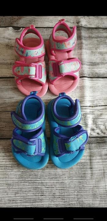 Lot 2 sandales