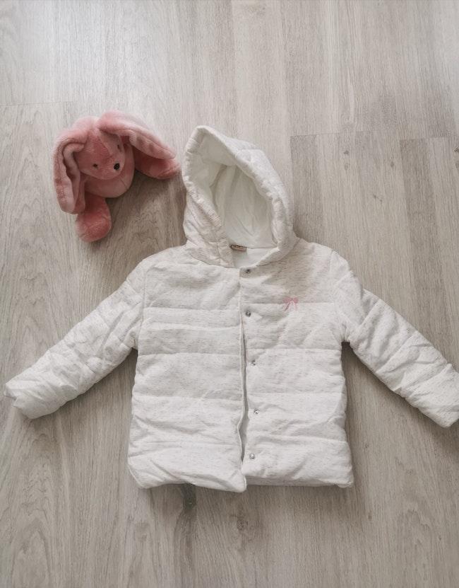 Veste molletonné bébé