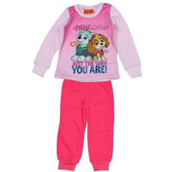 Pyjama polaire pat Patrouille rose 8 ans