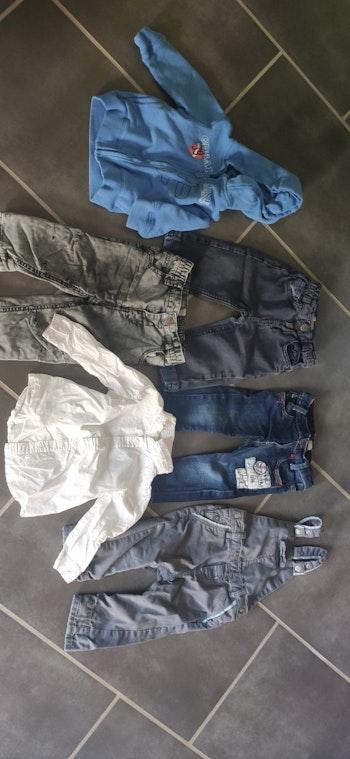 Lot vêtements 1 an