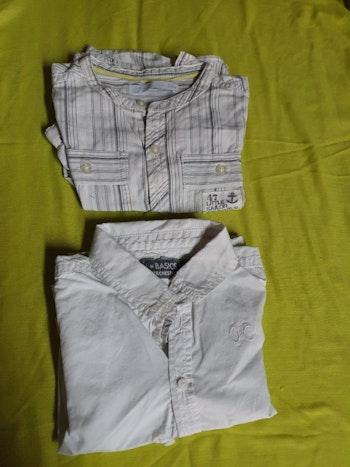 Lot de 2 chemises