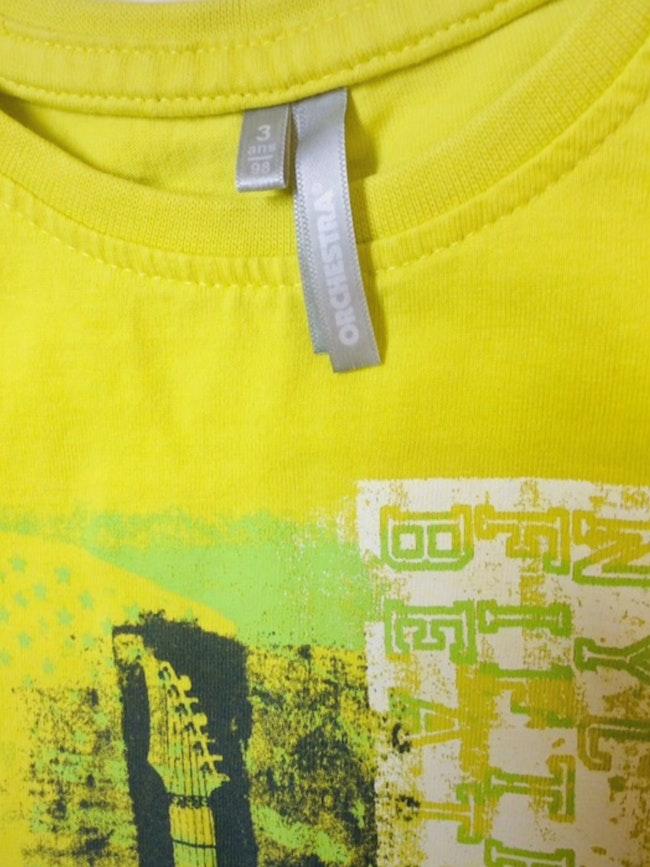 T-shirt Orchestra 3 ans