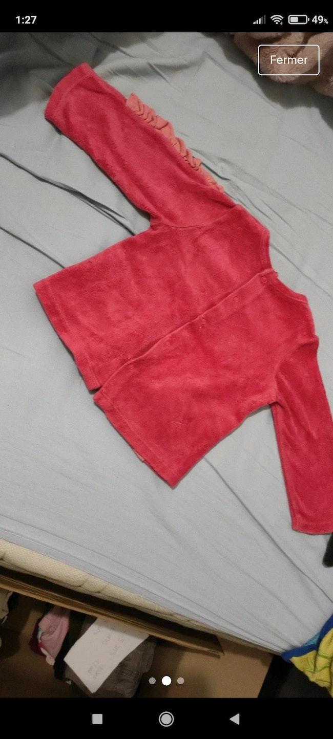 Haut de pyjama 9 mois du