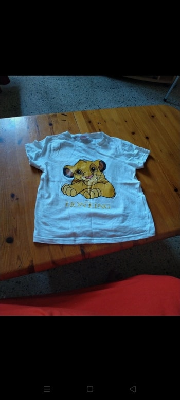 T-shirt manches courtes taille 8 ans