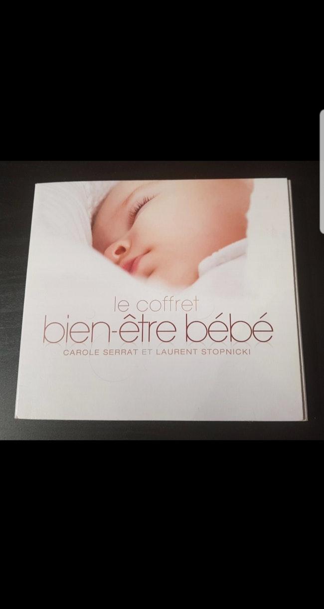Le coffret (3 CD) bien-être bébé