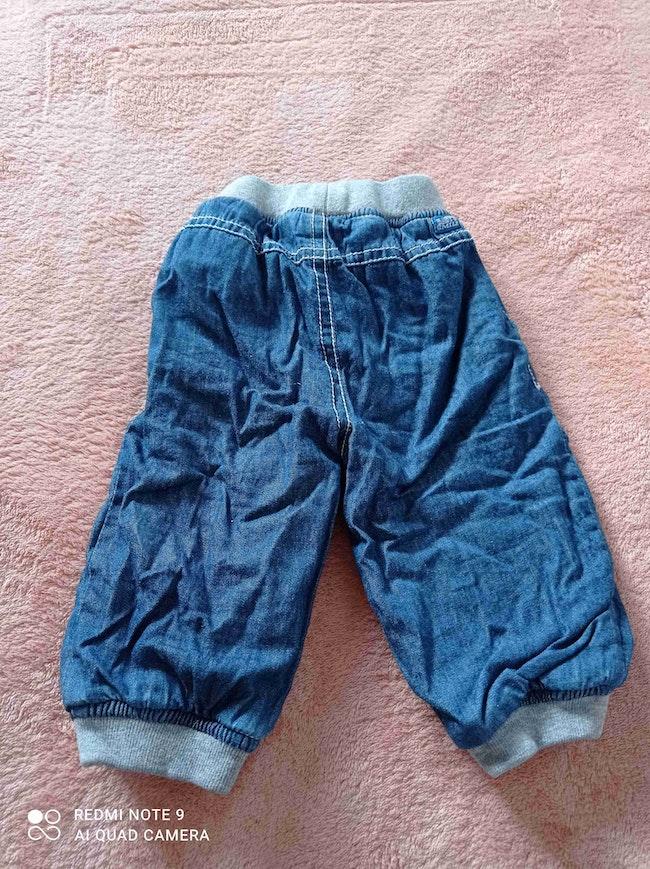 Pantalon 9 mois garçon