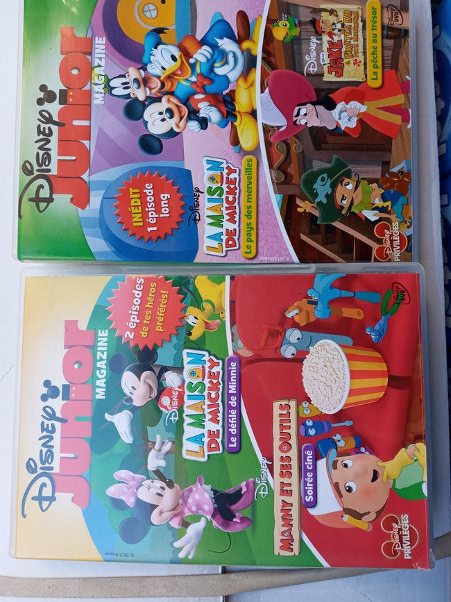 DVD Mickey