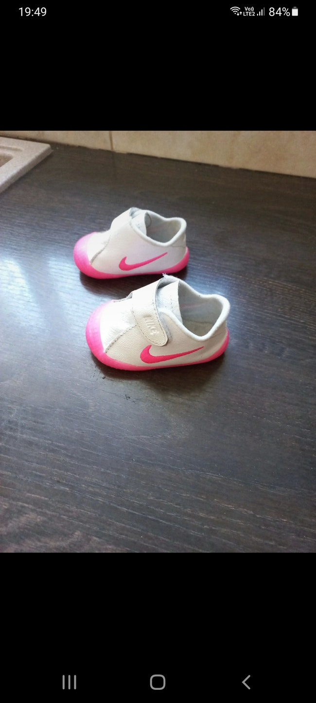 Chaussons bebe 18.5