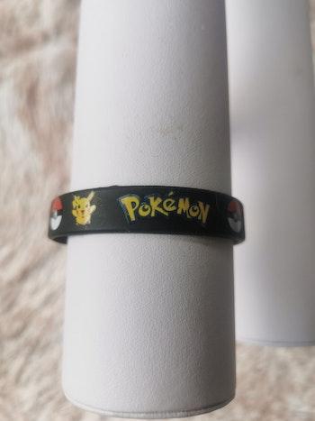 Bracelet Pokémon noir