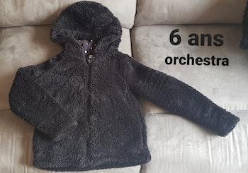 Veste mi saison/hiver 6 ans orchestra