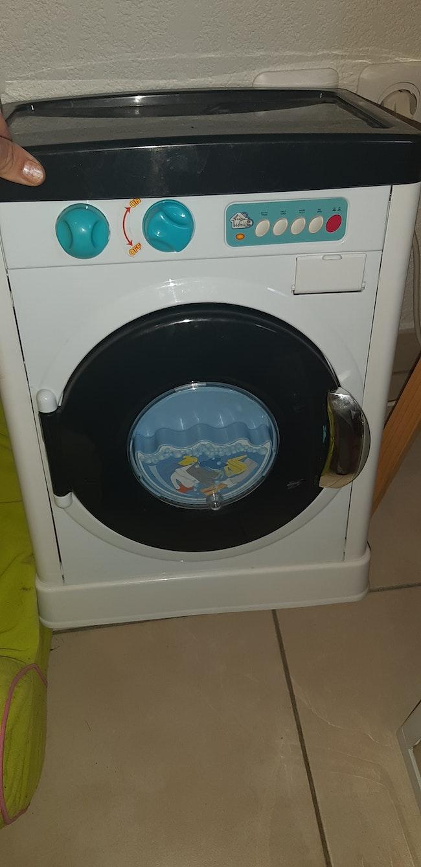 Machine à lavé enfant