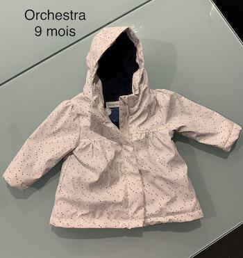 Veste orchestra