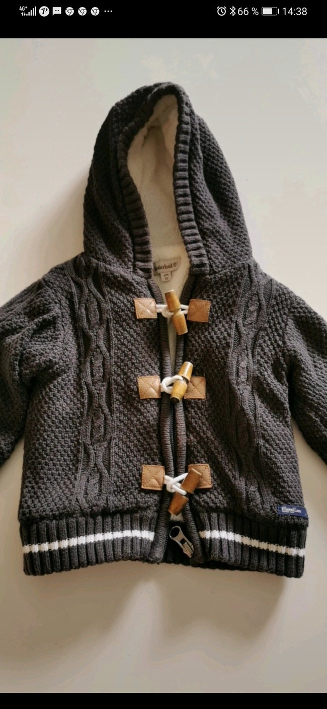 Gilet Timberland taille 6 Mois