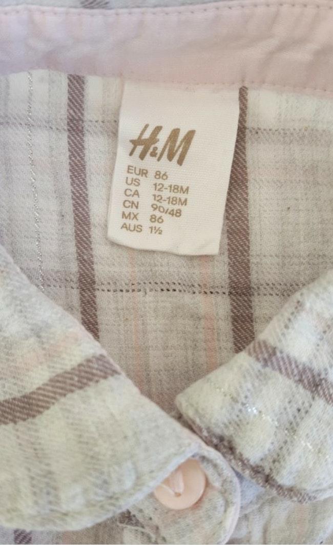 Robe 18 mois H&M