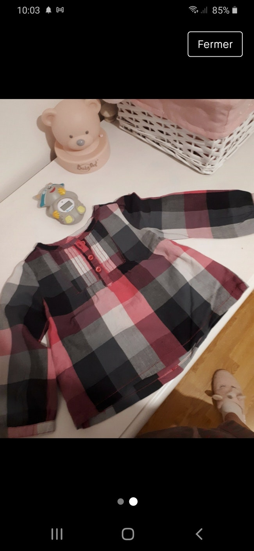 Petite chemise