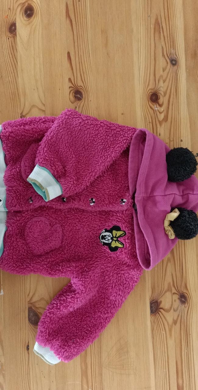 Gilet/veste épais Minnie