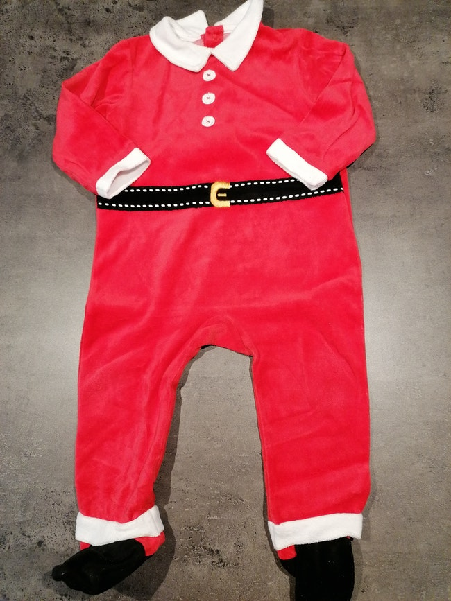 Pyjama Noël 18 mois