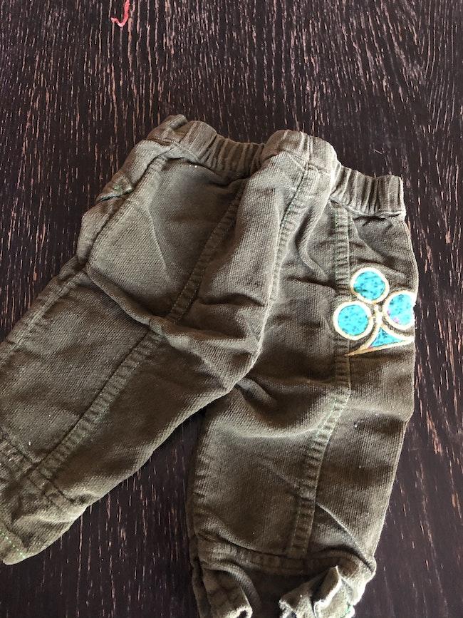 Joli pantalon dpam