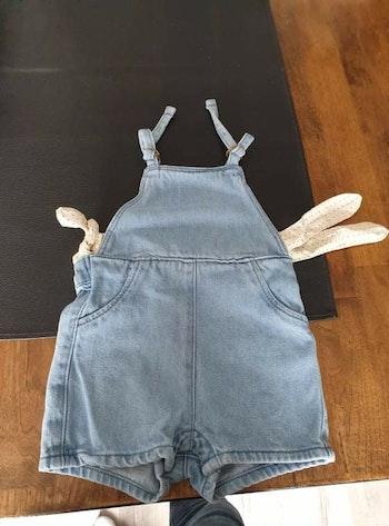 Combi short jeans Kiabi