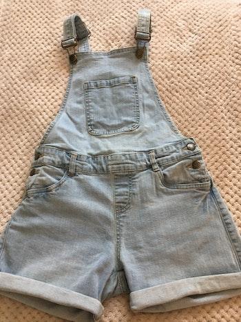 Combi short jeans