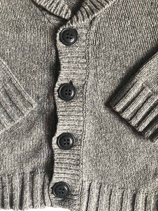 Gilet chaud - taille 9 mois