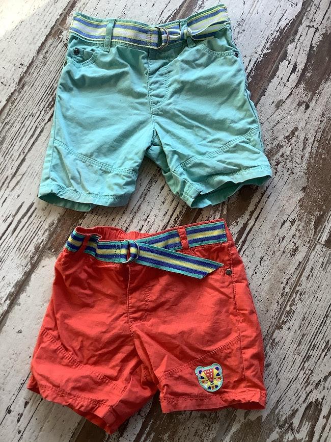 Lot 2 shorts