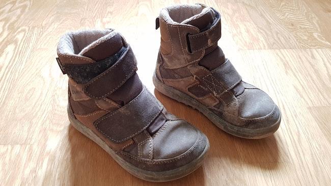 Chaussures montantes fourrées T28 Decathlon