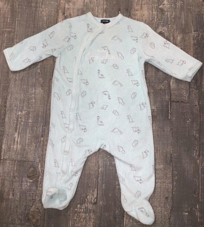Pyjama 6 mois kiabi