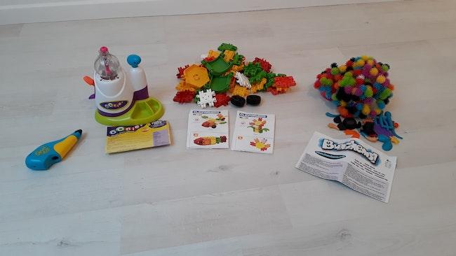 Lot jouets