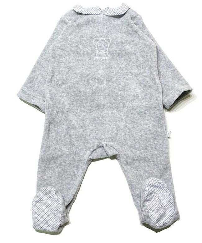 Pyjama gris 6 mois