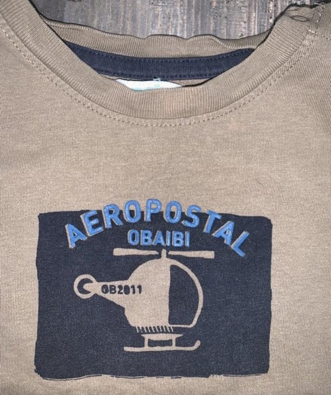 T-shirt obaïbi 12 mois