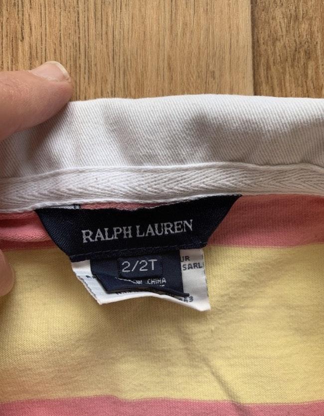 Polo Ralph Lauren 2 ans