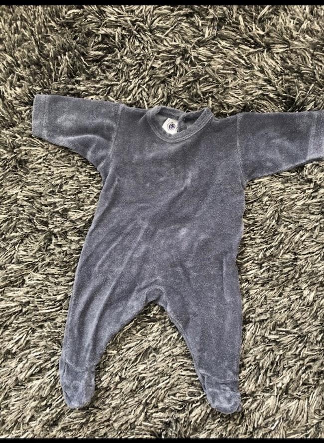 Pyjama grenouillère petit bateau 1 mois