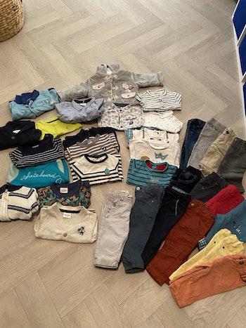 Lot vêtements 3 mois hivers