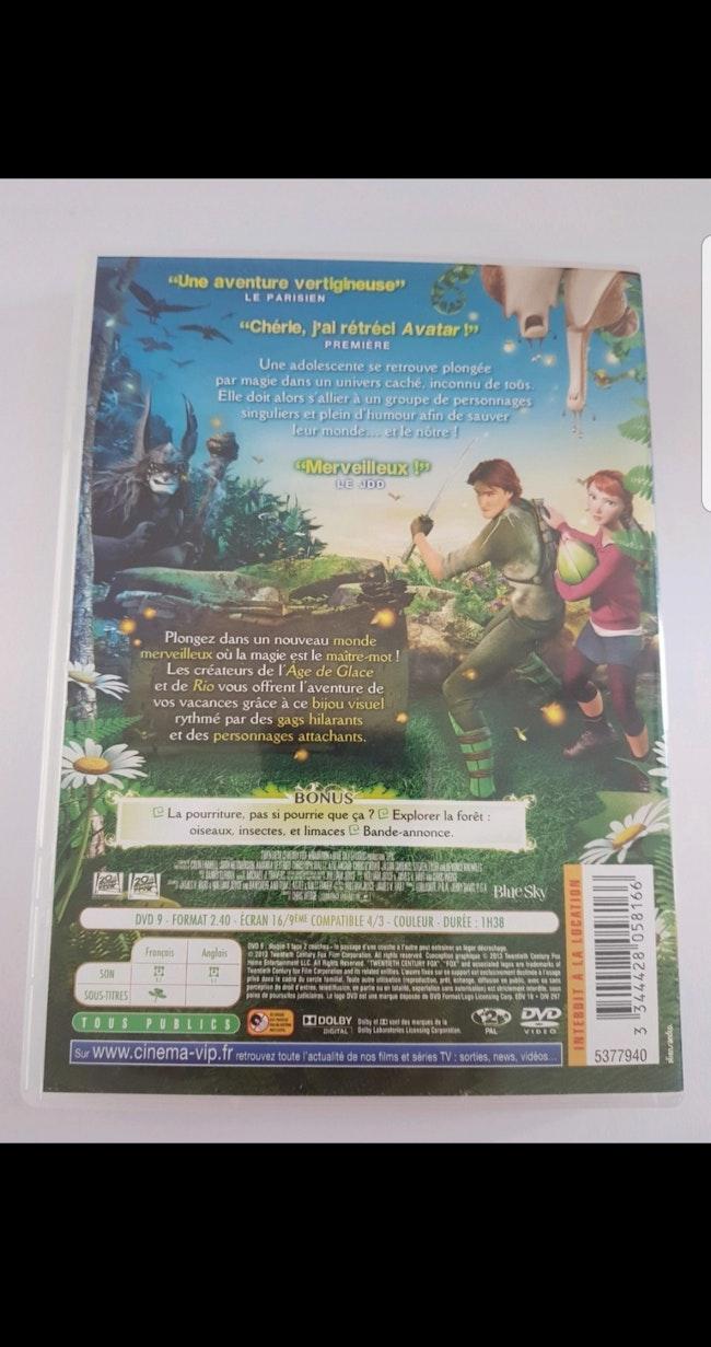 DVD : Epic La Bataille du Royaume Secret