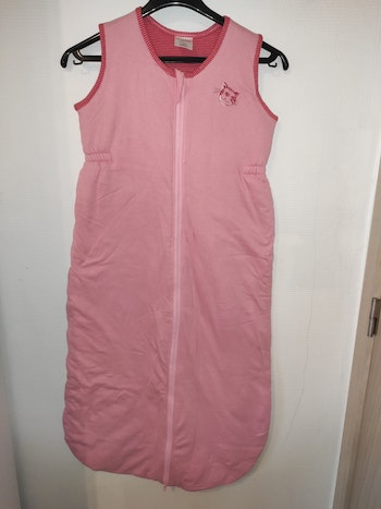 Grenouillère fille couleur rose taille 110