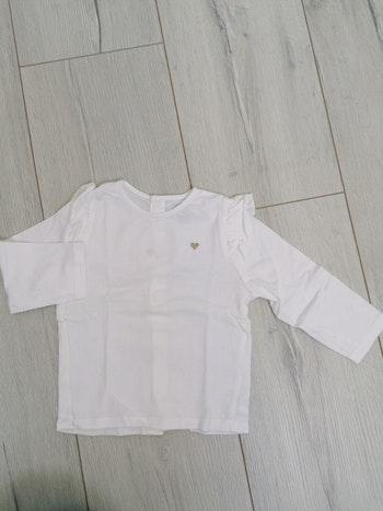 T-shirt kiabi 18 mois TBe