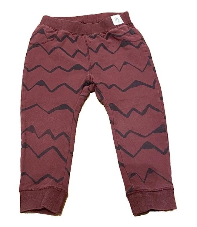 Pantalon bordeau 3 ans