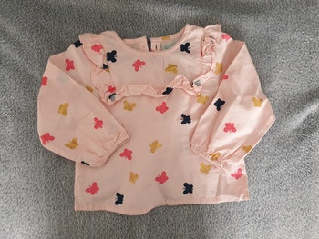 Blouse taille 18 mois