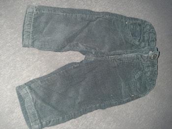 Pantalon garçon 👦 taille 6mois