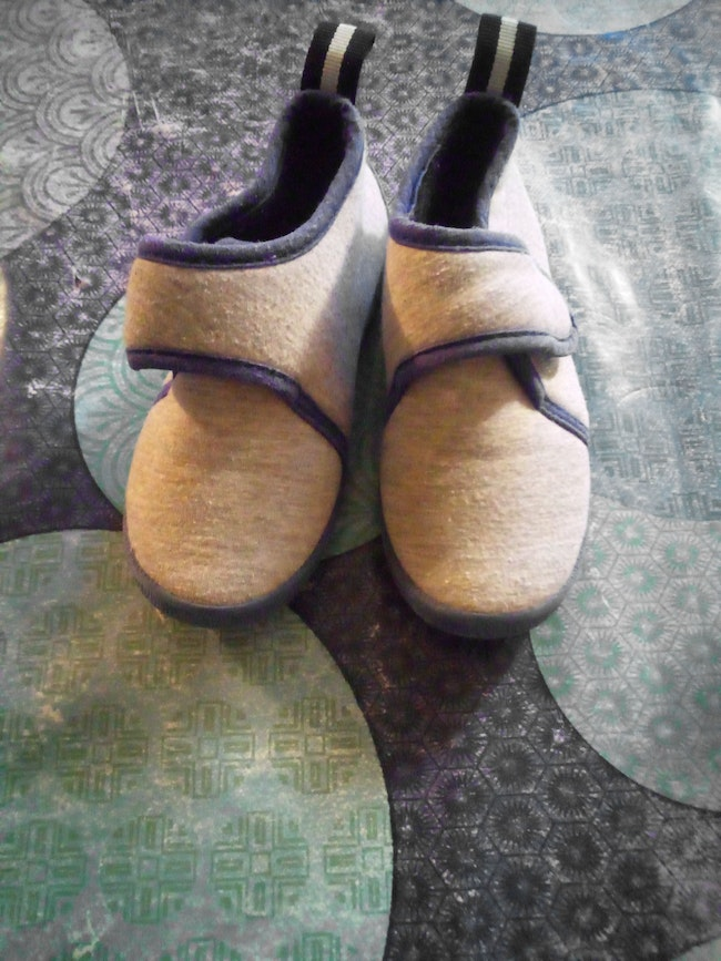 Chaussons pointure 25