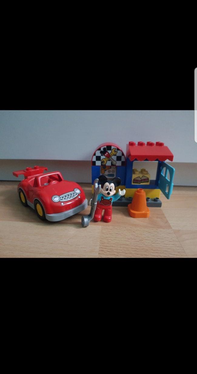 L'atelier de Mickey - Lego Duplo - 10829