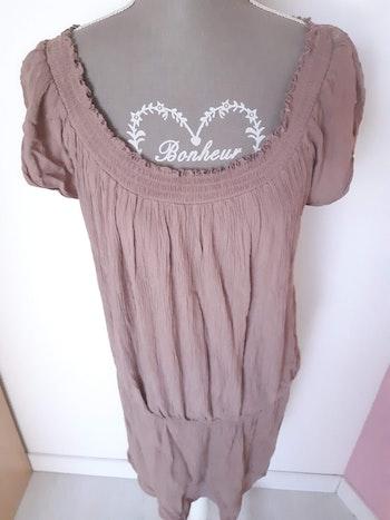 Robe maternité 42