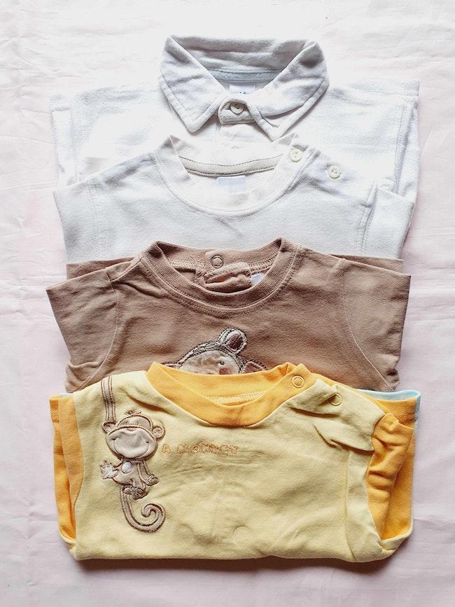 Lot de Tee-shirt manches longues
