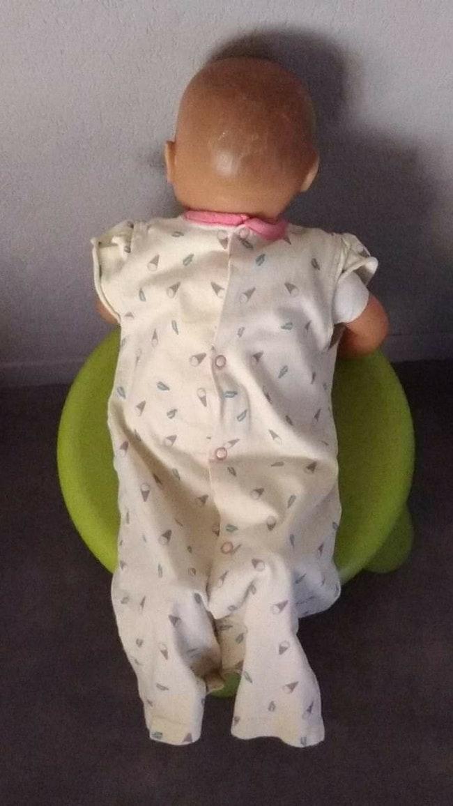 Combi-short 18 mois fille