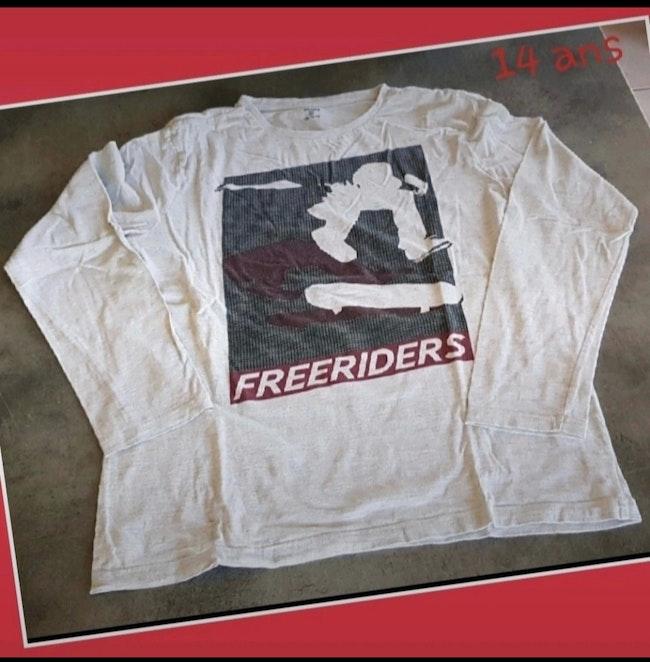 T-shirt 14 ans